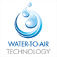 Logo water air conditioning
